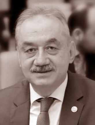 Sn. Prof. Dr. İsmail Tatlıoğlu